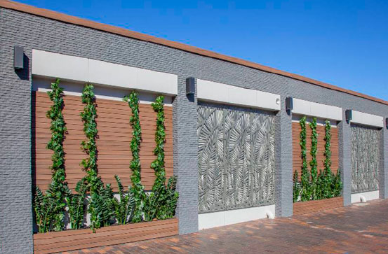 Exterior 3D Wall Panels - Stonini