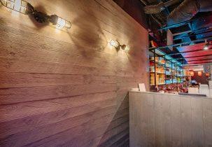 Eco Pine 3D Wall Panel